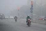 Chất lượng không khí Hà Nội ở mức kém và xấu
