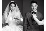 Ngắm trọn bộ ảnh cưới 'tình bể bình' của Tiến Dũng - Khánh Linh: Cô dâu xinh mọi concept, chú rể phong độ miễn chê