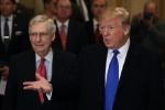 Lãnh đạo Cộng hòa tại Thượng viện 'kình' ông Trump những ngày cuối cùng