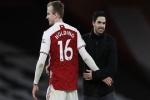 Arteta và Arsenal cùng đổi vận