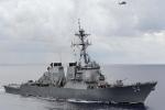 Mỹ lại thách thức Trung Quốc ở eo biển Đài Loan