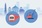 12 dự án giao thông Hà Nội được kỳ vọng năm 2021