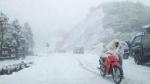 Miền Bắc rét đậm, rét hại, có nơi xảy ra mưa tuyết, băng giá