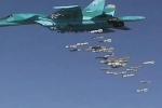 Liều lĩnh 'chọc giận', IS khốn đốn trước mưa bom của Nga và Syria