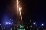 Không được phép vẫn liều bắn pháo hoa tại sự kiện đón chào năm mới