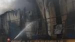 Cháy nhà xưởng sản xuất cơ khí rộng khoảng 1.000 m2
