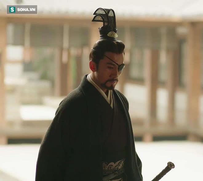 Hình ảnh nhân vật Tư Mã Sư trên phim.
