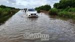 Cà Mau: Xuấthiện đỉnh triều đầu năm, nhiều tuyến lộ giao thông, nhà ở ven sông, các khu vực chợ bị ngập sâu trong nước