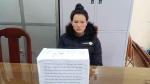 Người phụ nữ vận chuyển thuê gần 1kg ma tuý với giá 1 triệu đồng