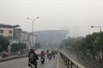 Trước khi đón không khí lạnh, Hà Nội lại ô nhiễm không khí nguy hiểm
