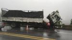 Yên Bái: Hàng chục hành khách hoảng loạn vì xe gặp nạn trên cao tốc
