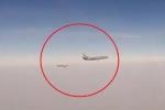 Clip: Cú tạt đầu 'chết người' của Su-27 Nga khiến máy bay Mỹ hoảng hồn