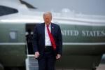 Tổng thống Trump tổ chức lễ tạm biệt vào ngày nhậm chức của ông Biden