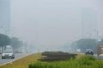Miền Bắc tăng nhiệt nhưng lại 'mịt mù' trong chuỗi ngày ô nhiễm nhất từ đầu mùa