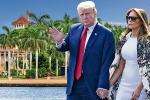 Ông Trump yêu cầu được ở lâu dài tại câu lạc bộ Mar-a-Lago