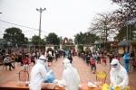 Hơn 37.000 mẫu xét nghiệm cộng đồng ở Chí Linh âm tính SARS-CoV-2