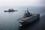 Pháp đưa tàu chiến đến Biển Đông làm gì?