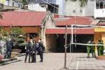 Kế toán trường THPT chết cháy trong phòng làm việc