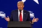 Ông Trump úp mở việc tái tranh cử
