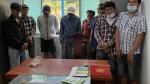 Bình Thuận: Triệt phá tụ điểm đá gà trong rừng