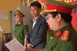 Bắt giữ nguyên Giám đốc Văn phòng Đăng ký đất đai TP Huế