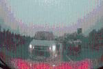 Khoảnh khắc xe Innova đâm 2 ôtô gây tai nạn liên hoàn trên cao tốc