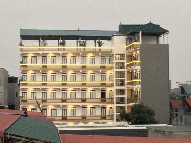 Nhìn sang trọng giống hệt khách sạn.