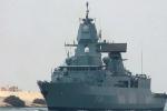 Đức sắp cho tàu chiến đi qua Biển Đông