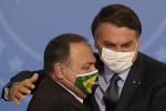 Brazil thay bộ trưởng Y tế thứ tư từ khi dịch bùng phát