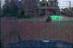 CLIP: Nữ ninja 'hạ' thanh niên đi xe máy sau pha đâm kinh hoàng, camera bóc cảnh tượng đáng sợ