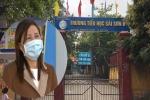 Vụ cô giáo tố bị 'trù dập' được ông Đoàn Ngọc Hải chia sẻ ở Facebook: Bị học sinh vụt thước vào người, bắn giấy vào mắt