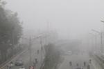 Chất lượng không khí một số nơi ở Bắc Bộ có hại cho sức khỏe