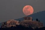 Việt Nam sẽ đón 'siêu trăng giun' khổng lồ vào đêm nay (28/3): Vị trí nào ngắm rõ nhất?