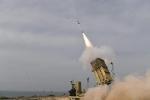 Phòng không Syria bắn hạ nhiều tên lửa Israel ở Damascus