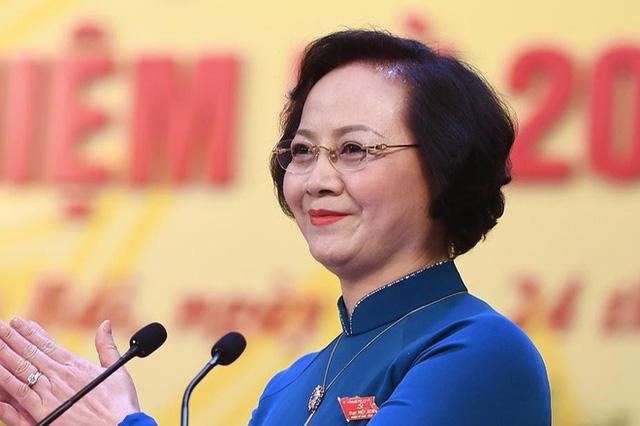 Chân dung các Phó Thủ tướng, bộ trưởng, trưởng ngành mới được Quốc hội phê chuẩn bổ nhiệm - 5