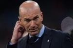 Cơn đau đầu của Zidane trước trận gặp Liverpool