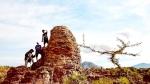 Bảo vệ bãi đá cổ Karang ở Ninh Thuận