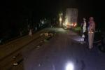 Quảng Ninh: Va chạm với xe tải, 1 người tử vong tại chỗ