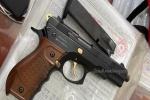 Đã bắt được kẻ gây án manh động có vũ khí 'nóng', di lý từ TP.HCM về Lâm Đồng