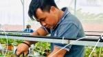 Cựu sinh viên ĐH Cần Thơ biến bùn thải thành đất sạch để làm giàu