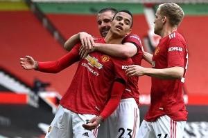 'Truyền nhân Van Persie' lập công, cánh cửa vô địch Premier League lại mở ra với Man United