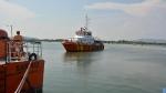 Tàu hàng từ Hải Phòng đi Cần Thơ bị chìm do đâm va, một thuyền viên thiệt mạng