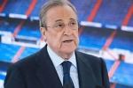 Florentino Perez: 'Kẻ phản bội đến từ Manchester, Super League chưa sụp đổ'