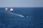 Phát hiện tín hiệu gần nơi tàu ngầm Indonesia biến mất