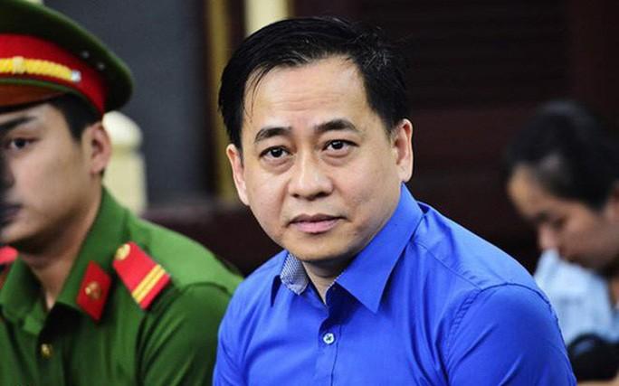 Phan Văn Anh Vũ tại một phiên toà khác - Ảnh: TTXVN.