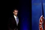 Hậu 'đại chiến' Super League: Lương của Chủ tịch UEFA bao nhiêu?