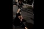 Hải Phòng: Nhóm nữ sinh túm tóc, đánh bạn hội đồng giữa phố gây xôn xao cộng đồng mạng