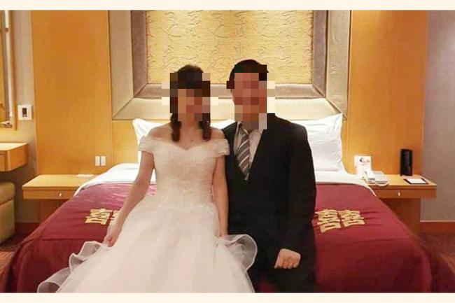 Tháng 10/2019, hai người tổ chức đám cưới và Hoàng Thành đã trả 66 nghìn NDT (khoảng 234 triệu đồng) cho gia đình cô dâu. (Ảnh minh họa)