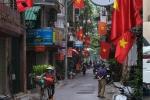 Đường phố Hà Nội bình yên, không cảnh bon chen ngày nghỉ lễ