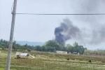 Lực lượng Kachin bắn hạ trực thăng quân đội Myanmar